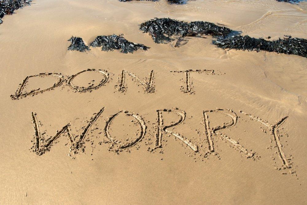 Endişelenme